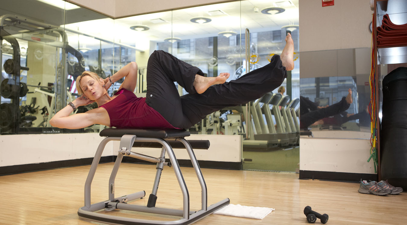 midtown east fitness classes pilates